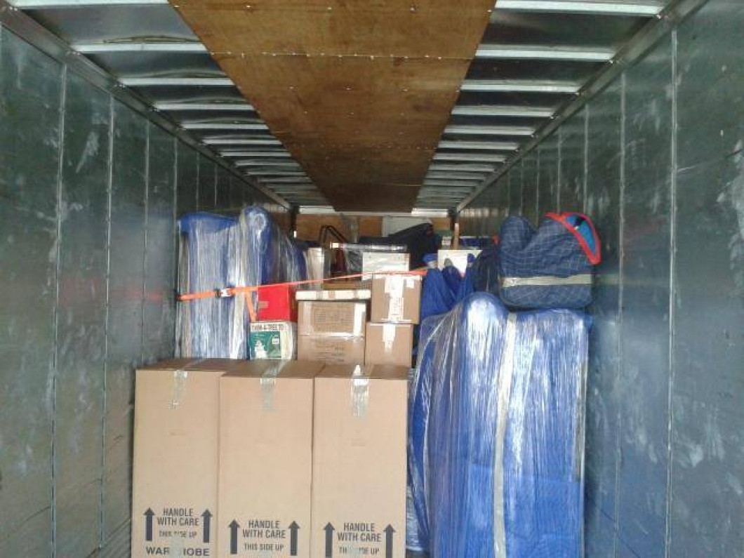 Interstate Moving Services, Based in Jacksonville, FL